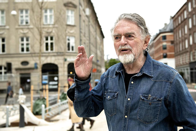 Åbent hus på Metrostation Enghave Plads Stemningsbilleder og rundspørge Erik Clausen