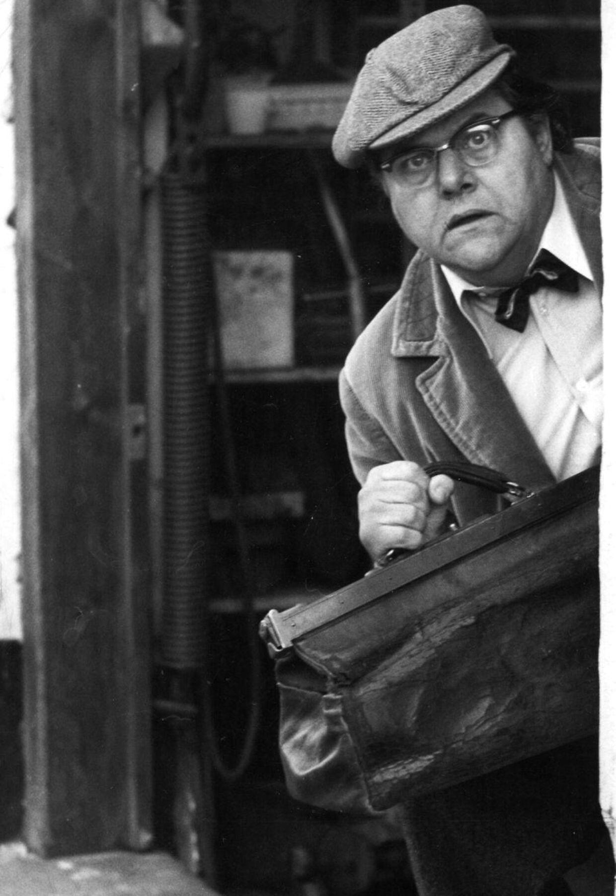 11c826685d1 Poul Bundgaard i den ikoniske rolle som Keld i Olsen Banden. Poul Bundgaard  i den ikoniske rolle som Keld i Olsen Banden.