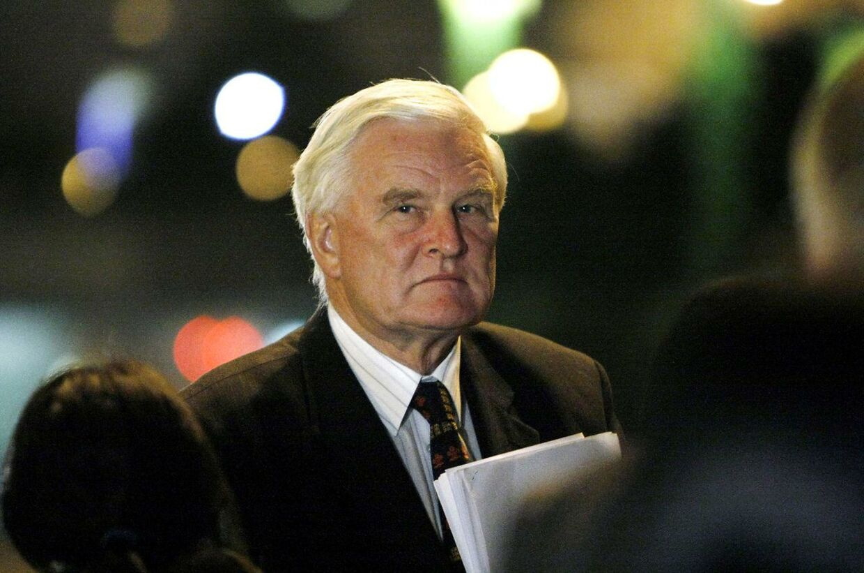 Lord Justice Scott Baker stod for undersøgelsen af omstændighederne omkring prinsesse Dianas død i 2007.