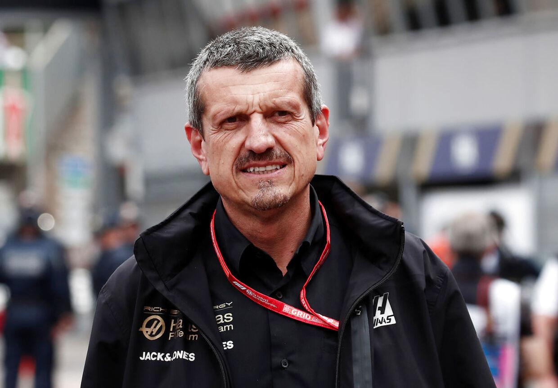 Formula One F1 - Monaco Grand Prix - Circuit de Monaco, Monte Carlo, Monaco - May 23, 2019 Haas team principal Guenther Steiner during practice REUTERS/Benoit Tessier