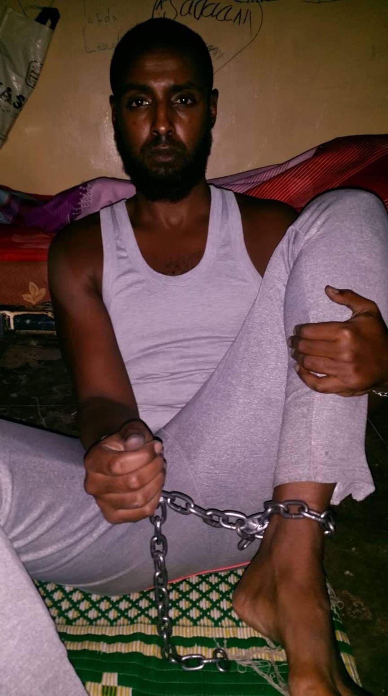 Dansk-somaliske Omer Muse blev i 2016 dømt for drabet på Jonas Thomsen Sekyere. Omer Muse afsoner dommen i Somalia. Nu vil han til Danmark.