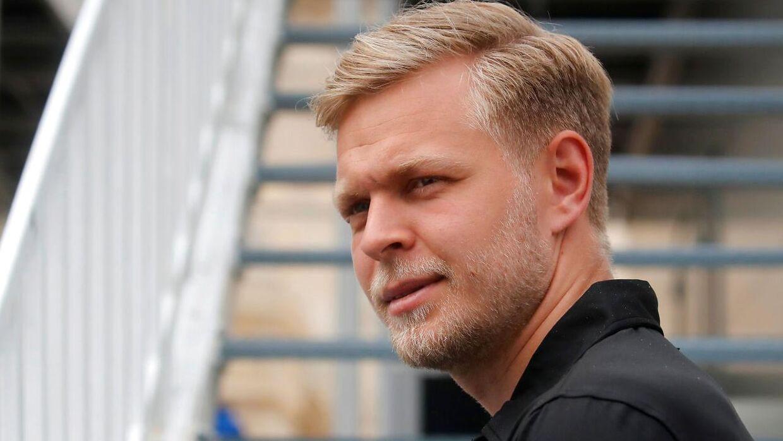 Kevin Magnussen havde ikke den bedste søndag i Monaco.