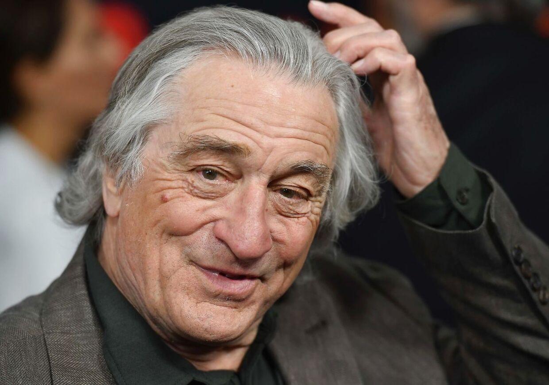 Robert De Niro (76) som han ser ud i virkeligheden.