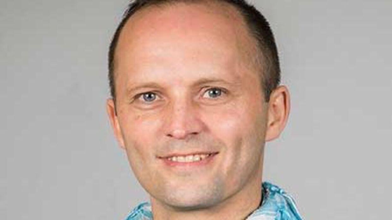 Martin Rask Olsen, folketingskandidat Kristendemokraterne.