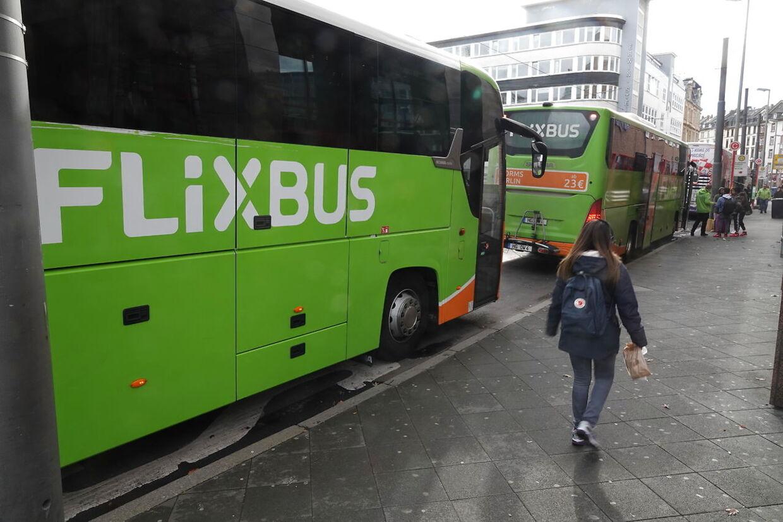 Flixbus har efter blot to år i Danmark overskud. Arkivfoto