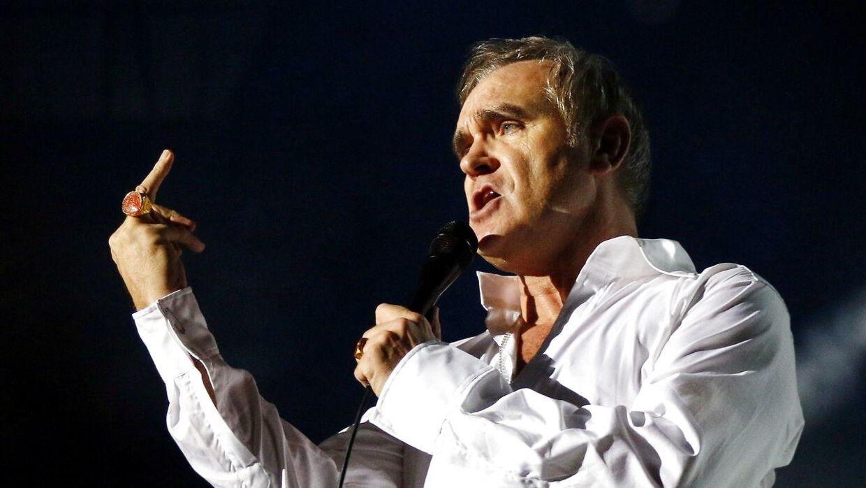 Arkivfoto: Morrissey.