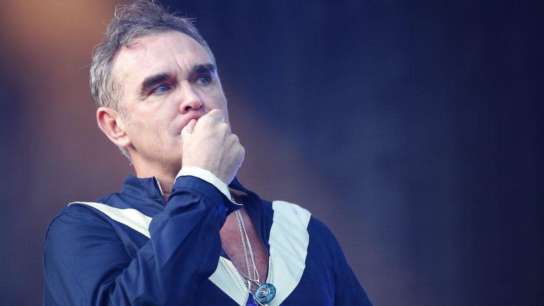 Morrissey er en mand, der ikke er sky for at dele sine holdninger.