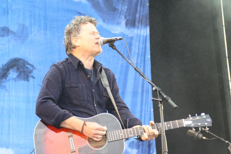 Poul Krebs på Jelling Musikfestival 2019.