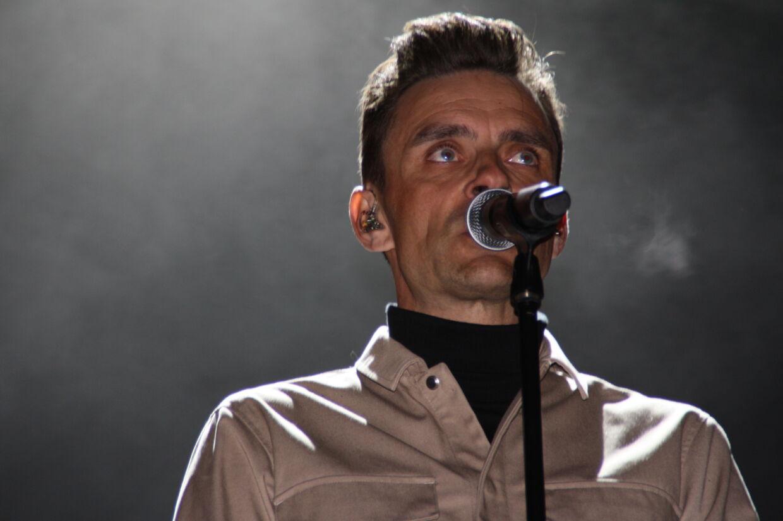Simon Kvamm med Nephew på Jelling Musikfestival 2019.