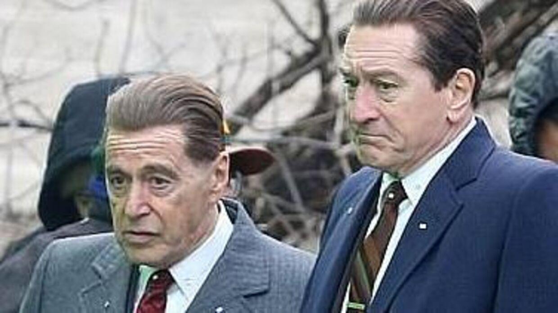 Al Pacino og Robert De Niro