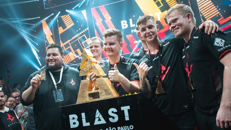 Astralis har tidligere vundet BLAST Pro Series, men har endnu til gode at snuppe trofæet på hjemmebanen i Royal Arena i København.