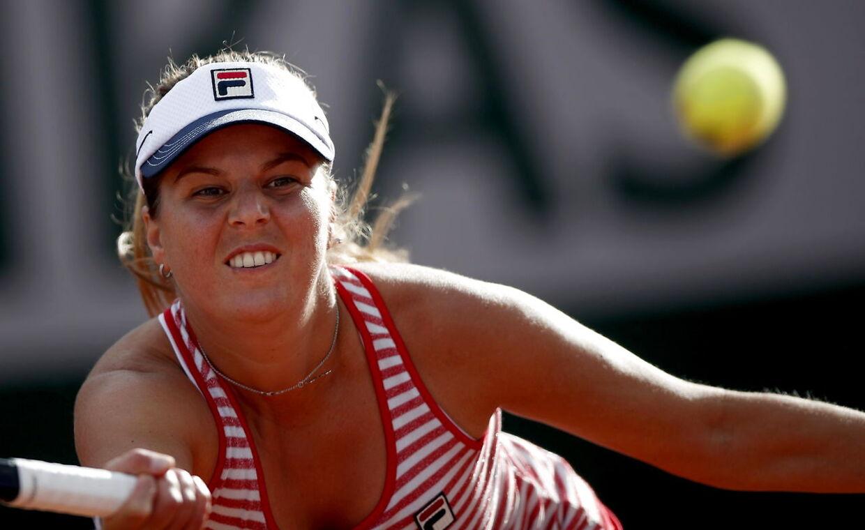Anna Tatishvili får ingen kontant belønning for sin optræden ved French Open.