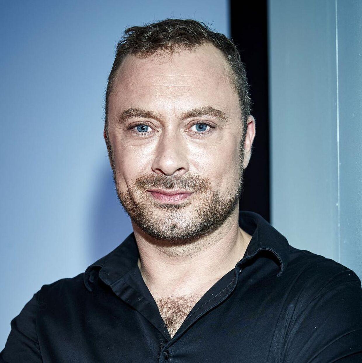 Skuespiller Jakob Fauerby er klar til 'Vild med dans' hvor han skal danse med Silas Holst.