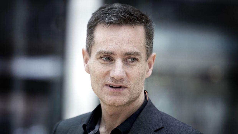 Rasmus Jarlov (K) støtter Joachim B. Olsen (LA) på et Facebook-opslag.