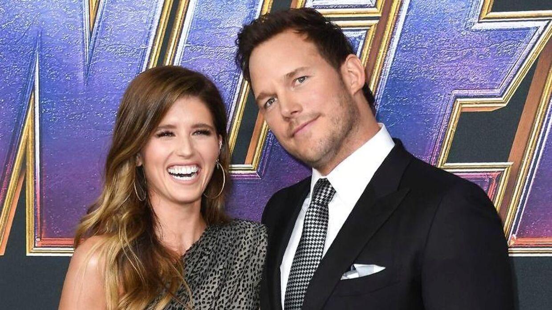 Chris Pratt og Katherine Schwarzenegger er blevet gift.