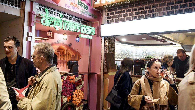 BOLTENS FOOD COURT - Københavns nye madmarked