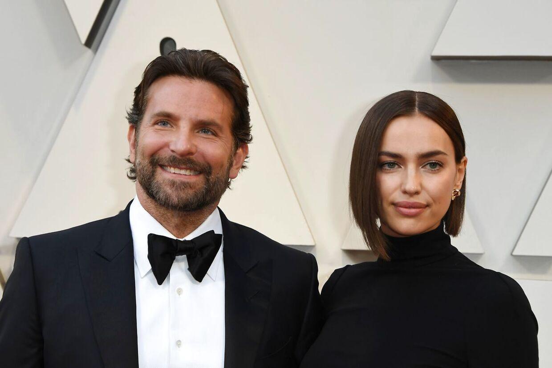 Bradley Cooper og Irina Shayk har en datter sammen.