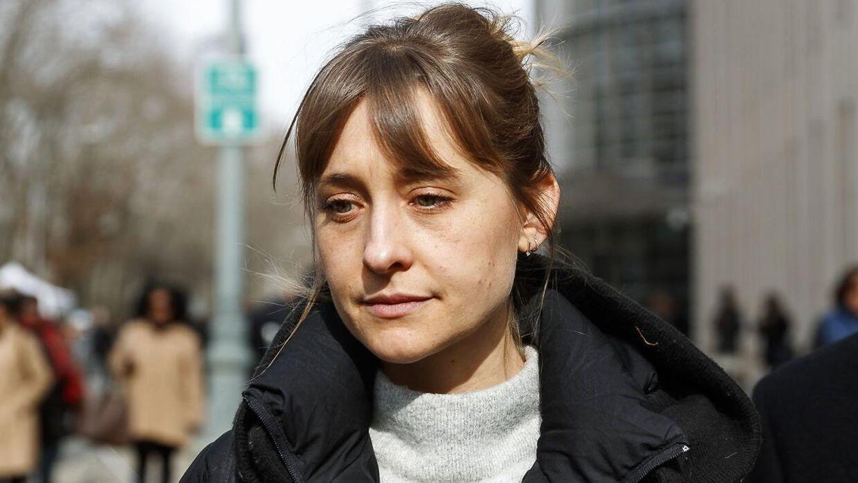 Alison Mack er kendt skyldig i at have rekurtteret kvinder til at være Kieht Ranieres sex-slaver. EPA/JUSTIN LANE