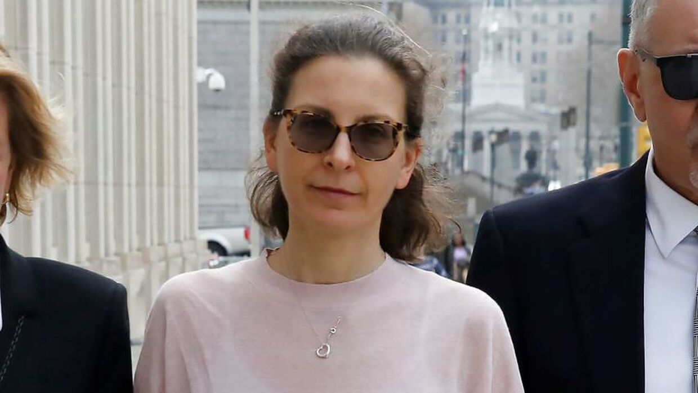Clare Bronfman er også anklaget i sagen. REUTERS/Shannon Stapleton