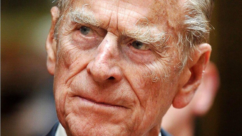 Den britiske prins Philip er netop fyldt 98 og kan efterhånden se sin 100 års fødselsdag nærme sig. (Arkivfoto)