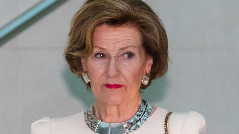 Dronning Sonja af Norge.
