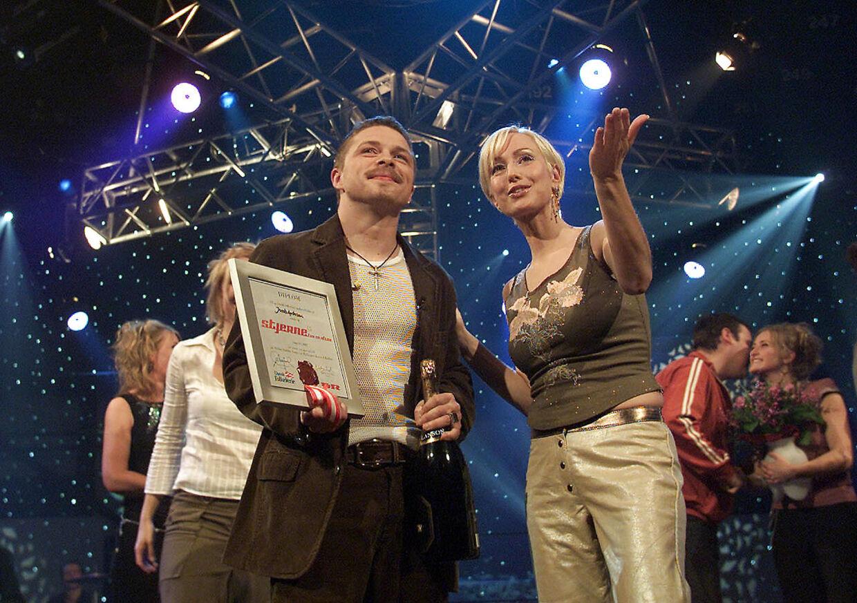 Natasja Crone var fra 2001 vært på talentshowet Stjerne for en Aften.