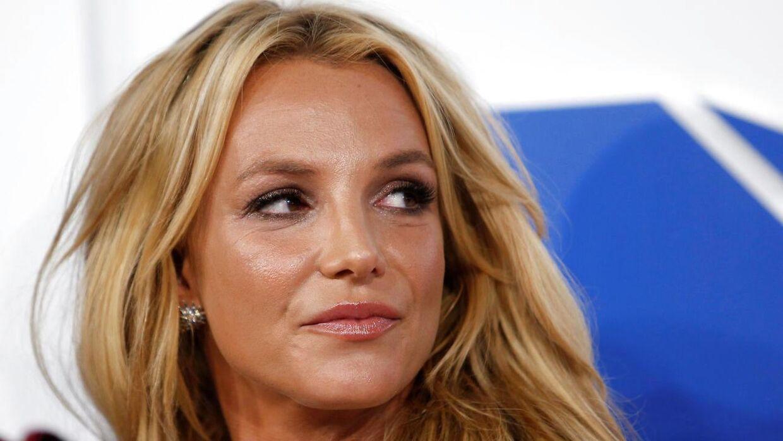 Arkivfoto: Britney Spears.