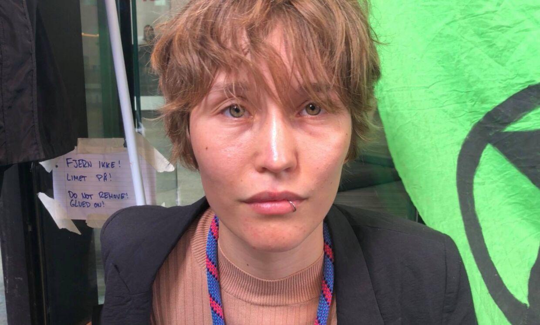 Laura Kjøller er klar til at gå endnu længere for at vække magthavernes opmærksomhed. Hvor langt det er, ved hun ikke endnu.