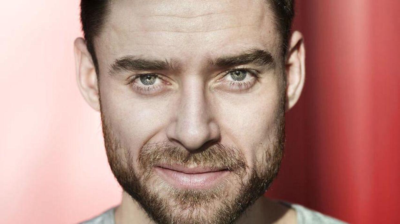 Skuespiller og sanger Johannes Nymark er én af hovedrollerne i ny dansk-norsk tv-serie, som kommer til efteråret. (Arkivfoto)