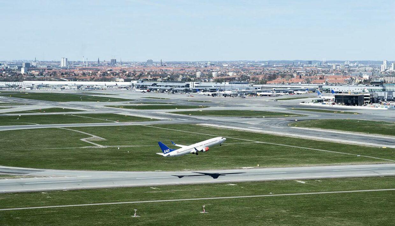 Københavns Lufthavn Kastrup. ARKIVFOTO.