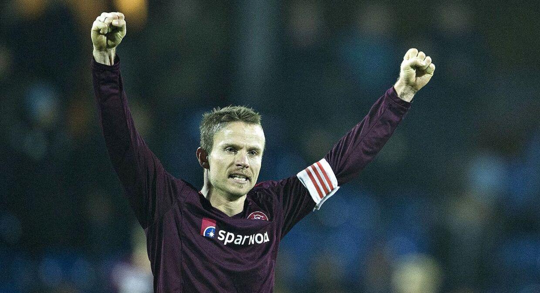 Rasmus Würtz spillede i maj sin sidste førsteholdskamp i Superliga-klubben, AaB, hvori han nu er ansat som mental sparringspartner.