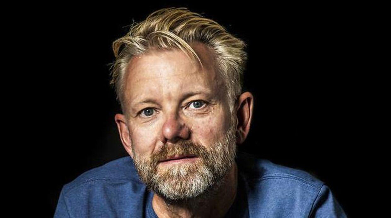 Arkivfoto. Casper Christensen i 2018.
