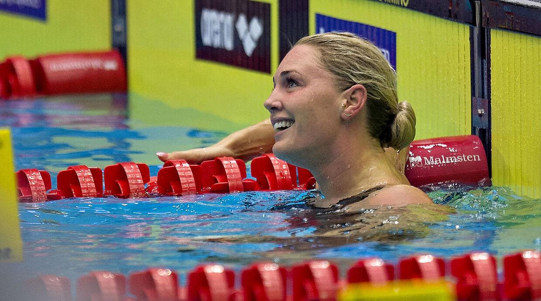 Jeanette Ottesen åbnede for et par måneder siden den verserende 'svømmesag', da hun udtalte sig kritisk om to landstræneres kontroversielle ledelsesmetoder.