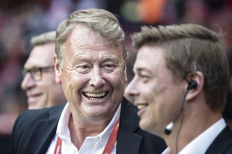 Åge Hareide er færdig som dansk landstræner næste sommer.
