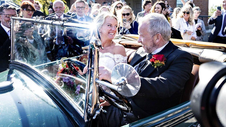 Nye Borgerliges formand, Pernille Vermund, blev lørdag den 11. maj 2019 gift med rigmanden Lars Tvede. Vielsen fandt sted i Egebæksvang Kirke i Espergærde.