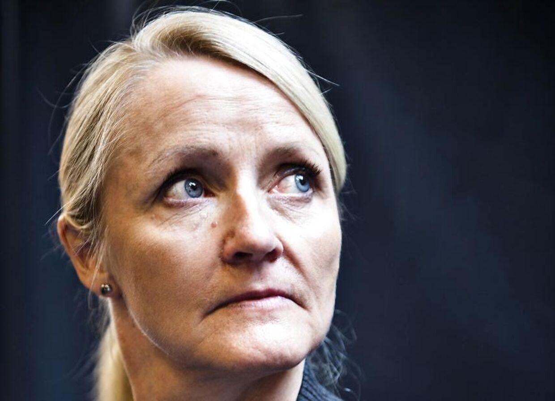 Team Danmarks direktør Lone Hansen.