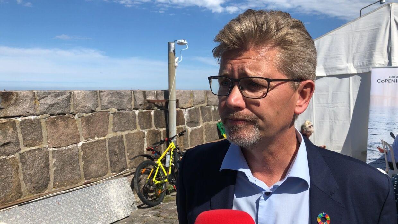 Frank Jensen mener, at Teknik- og Miljøforvaltningen i Københavns Kommune 'kørte af sporet'.