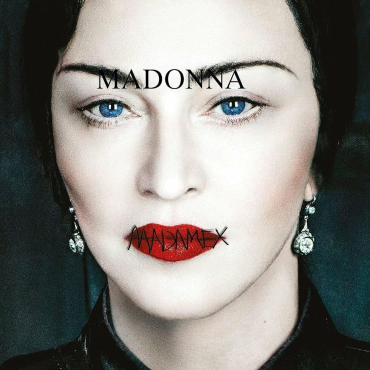 Coveret til Madonnas nye album.