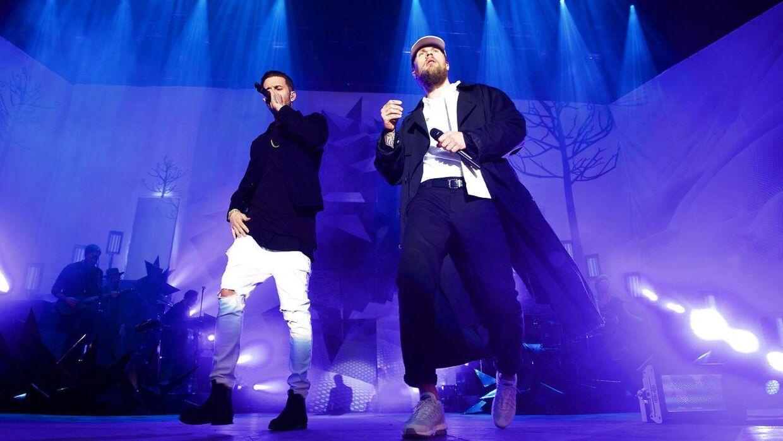 ARKIVFOTO. Nik & Jay skulle have optrådt til festivalen Hede Rytmer i Esbjerg.