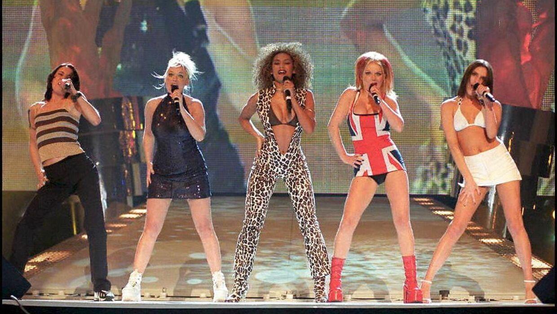 Spice Girls havde kæmpesucces i 90erne.