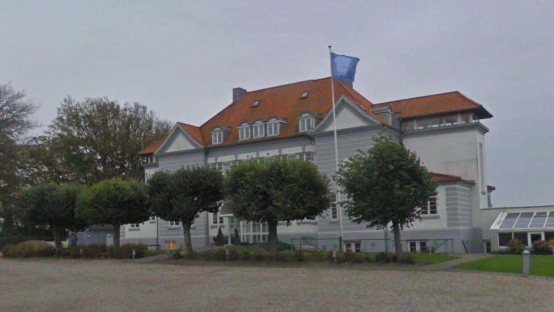 Hotel Sixtus i Middelfart.