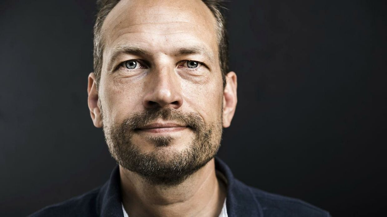 Martin Thorborg er stifter af Jubii og i dag direktør i Dinero.