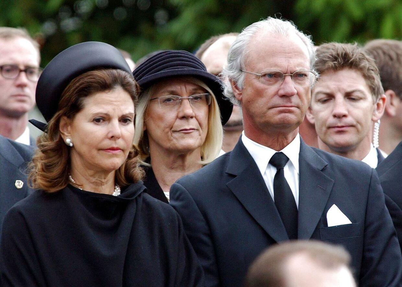 Dronning Silvia og Kong Carl Gustaf har mistet nær ven i tragisk ulykke.