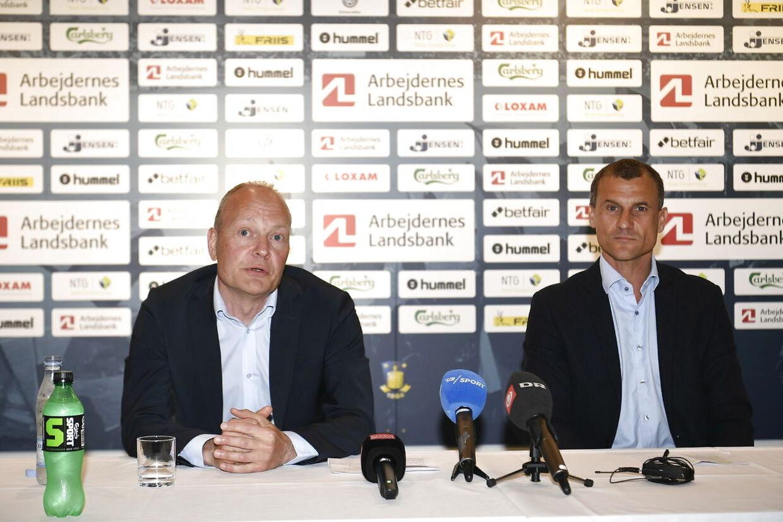 Niels Frederiksen er nuværende U21-landsholdstræner og tiltræder derfor efter det danske landsholds sidste kamp ved det kommende U21 EM. Der er indgået en aftale med Niels Frederiksen med udløb den 30. juni 2021.