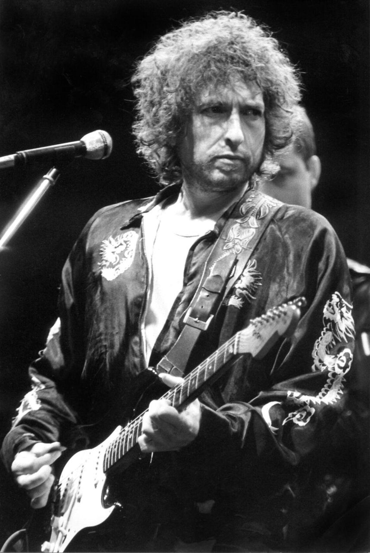 Bob Dylan i 1981