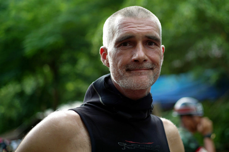 Demn danske grottedykker Ivan Karadzic ankom den 2. juli til Tham Luang grotten for at hjælpe med redningsaktionen.