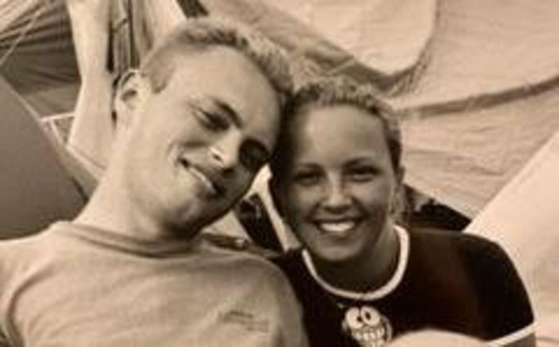 Rikke og Steven Skyt på Roskilde Festival 1999