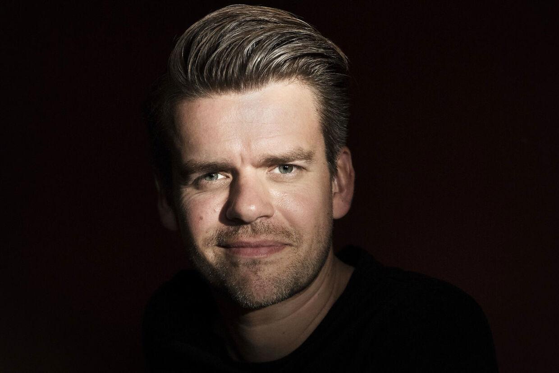 Carsten Svendsen debuterer i Cirkusrevyen ifølge en lækket pressemeddelelse.