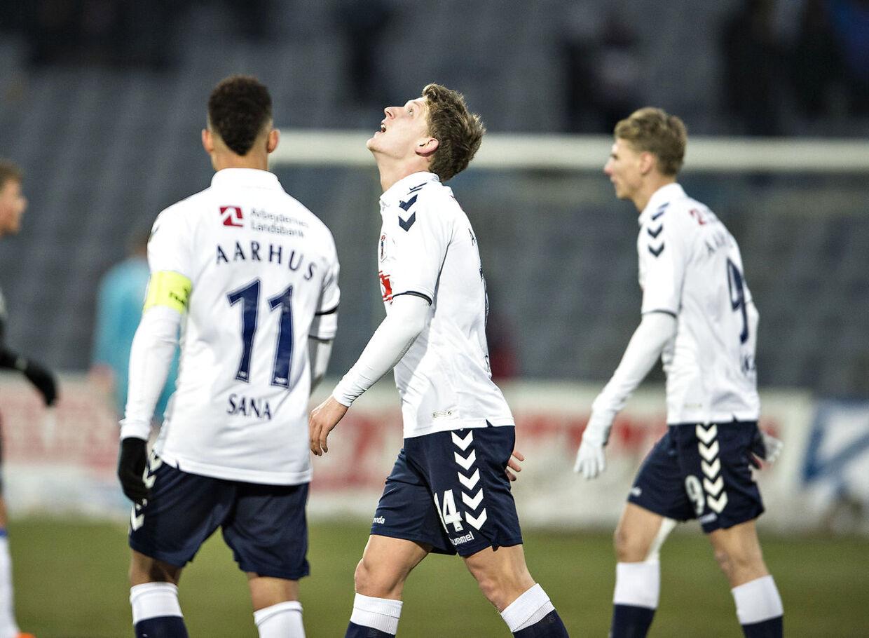 Jens Stage er den midtbanespiller, som FC København har udset sig. (Foto: Henning Bagger/Scanpix 2018)