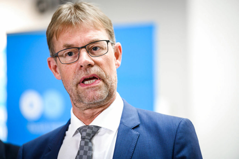 Formand for DI og topchef i Cowi Lars-Peter Søbye (Foto: Ida Marie Odgaard/Ritzau Scanpix)